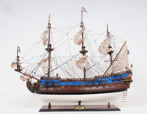 "Goto Predestination Painted Model Ship - 33"""