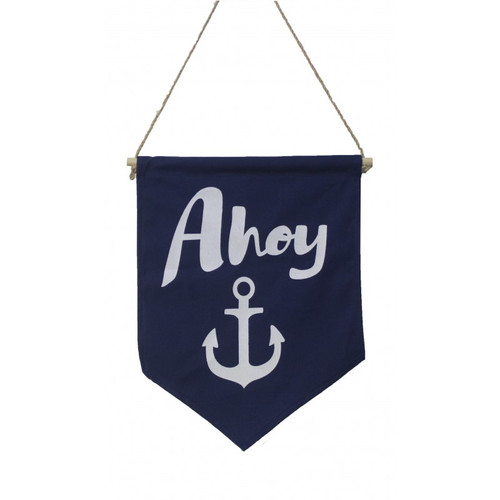 Decorative Flags - Set of 3