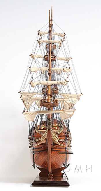 Zeven Provincien Tall Ship  with Optional Personalized Plaque