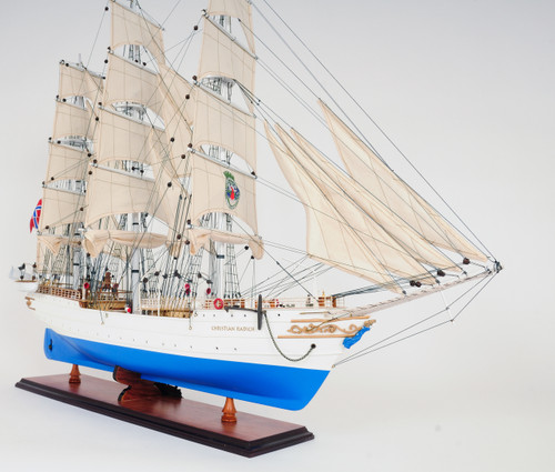 Christian Radich Model Ship - 30""