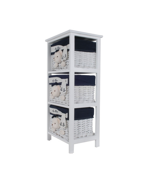 Portable 3-Drawer Set
