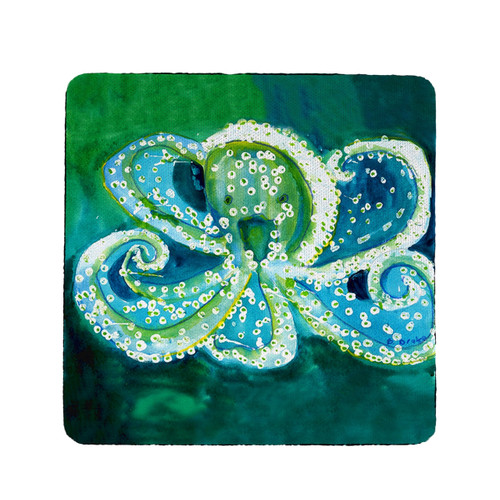 Octopus Coasters - Set of 4