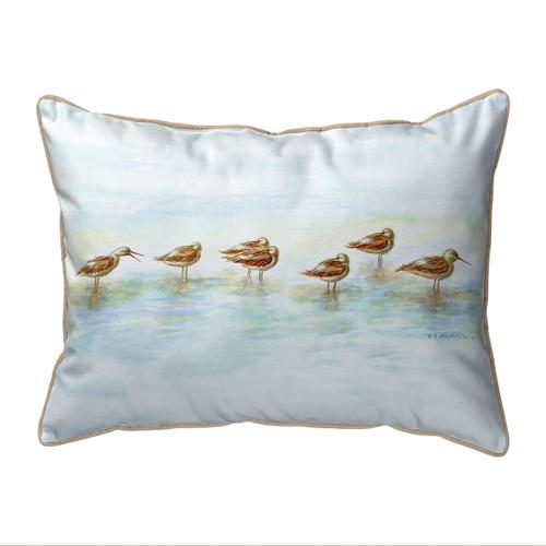 Avocets Pillows