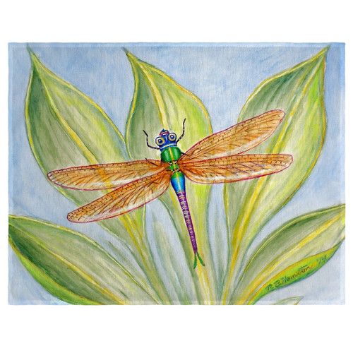 Dick's Dragonfly Place Mats - Set of 2