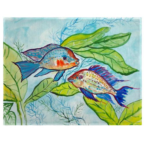 Pair of Fish Place Mats - Set of 2