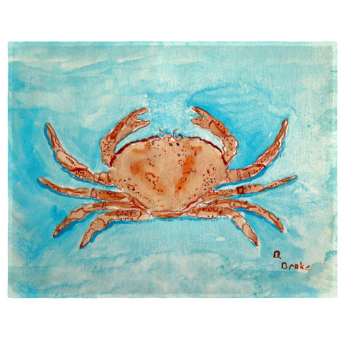 Red Crab Place Mats - Set of 2