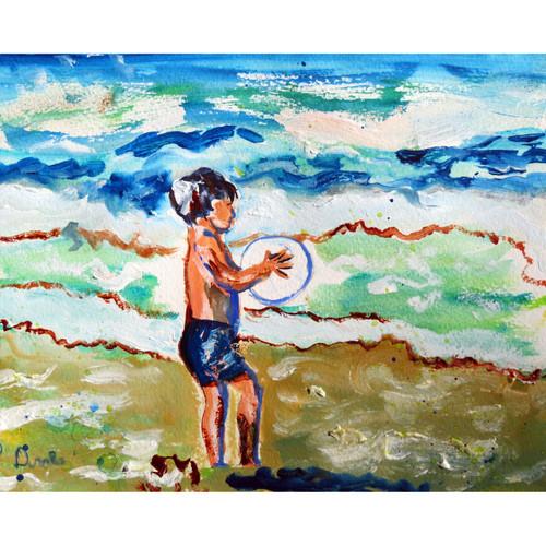 Boy & Surf Place Mats - Set of 2