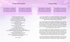 Sparkle Funeral Booklet Template (Legal Size)