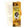 Island DIY Funeral Memorial Bookmark Template