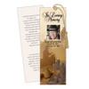 Ranch DIY Funeral Memorial Bookmark Template