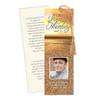 Timeless DIY Funeral Memorial Bookmark Template