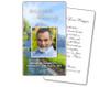 Reflection Prayer Card Template