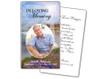 Seascape Prayer Card Template