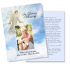 Devout DIY Funeral Card Template