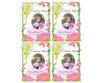 Fairy Enlighten DIY Funeral Card Template front
