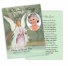 Faith Enlighten DIY Funeral Card Template