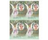 Faith Enlighten DIY Funeral Card Template front