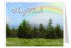 Promise Funeral Thank You Card Template