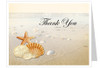 Seashore Thank You Card Template