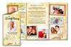 Cherub DIY Legal Funeral Tri Fold Brochure Template