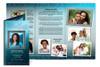 Devotion Legal Funeral Tri Fold Brochure Template