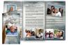 Eternal Legal Funeral Tri Fold Brochure Template
