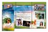Gardener Legal Funeral Tri Fold Brochure Template