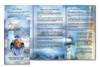 Lighthouse DIY Funeral Tri Fold Brochure Template