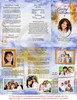 Pathway DIY Funeral Tri Fold Brochure Template inside view