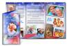 Patriot DIY Legal Funeral Tri Fold Brochure Template