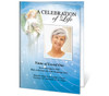 Angelic A4 Program Funeral Order of Service Template