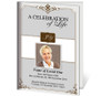Celebrity A4 Funeral Order of Service Template