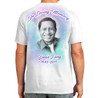 Brush Strokes 2-Sided In Loving Memory Shirts men's back view
