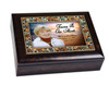 Radiance Jewel Music Memorial Keepsake Box