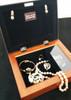 Angelica Keepsake & In Loving Memory Memorial Music Box inside