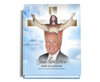 assurance funeral guest book with photo