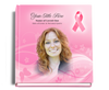 awareness funeral guest book with photo
