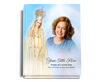 blessed funeral guest book with photo