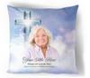 Adoration In Loving Memory Memorial Pillows