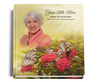 bouquet funeral guest book with photo