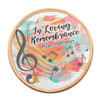 Musical Notes In Memory Of Patches