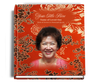 Dynasty funeral guest book with photo
