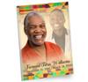 Ashanti In Loving Memory Beveled Glass Memorial Portrait