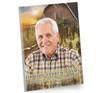 Barn In Loving Memory Beveled Glass Memorial Portrait
