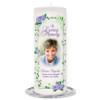 Flourish Memorial Wax Pillar Candles