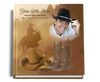ranch funeral guest book with photo