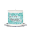 Beth Small Wax Memorial In Loving Memory Candle back