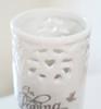 No Time To Cry Loving Memory Vase Ceramic Flower Memorial Vase