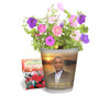 Kenya Personalized Memorial Ceramic Flower Pot