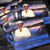 Starlight 8-Sided Graduated Bottom Funeral Program Design & Print (Pack of 25)